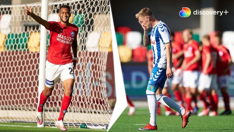 Husker du? Da Silkeborg tangerede egen Superliga-rekord med knusende 6-0-sejr over OB
