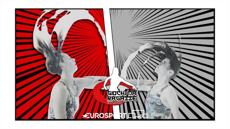 Giochi da Ragazze: Federica Pellegrini in esclusiva su Eurosport