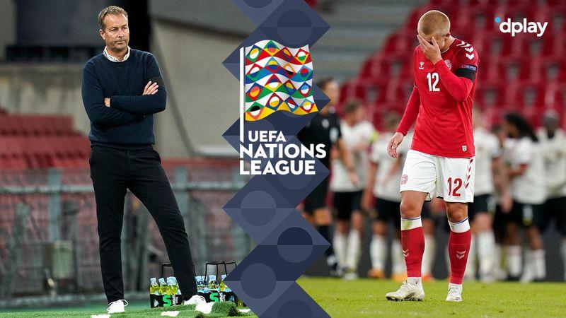 Highlights: Stærke Belgien sejrer i Parken i Kasper Hjulmands debut