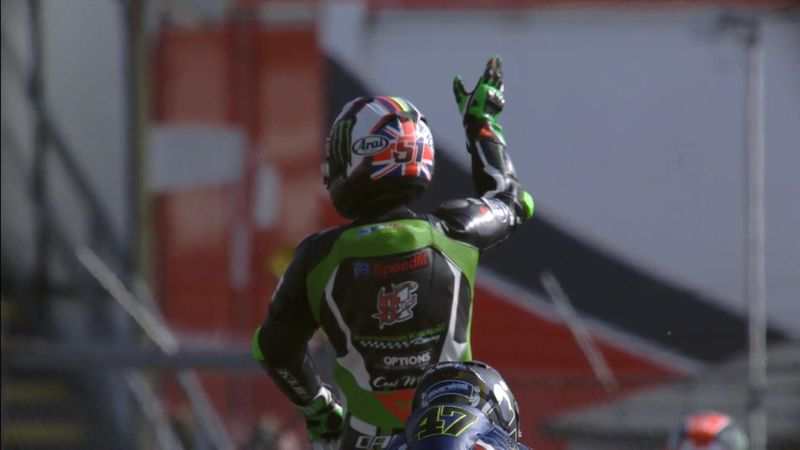 Haslam seals double with perfect finish at Oulton