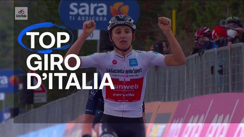 Youngster-Showdown um Rosa und Seriensieger in Italien