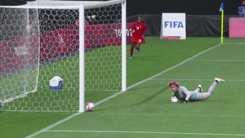 Tokio 2020: Football: Japan v Canada: 0 - 1