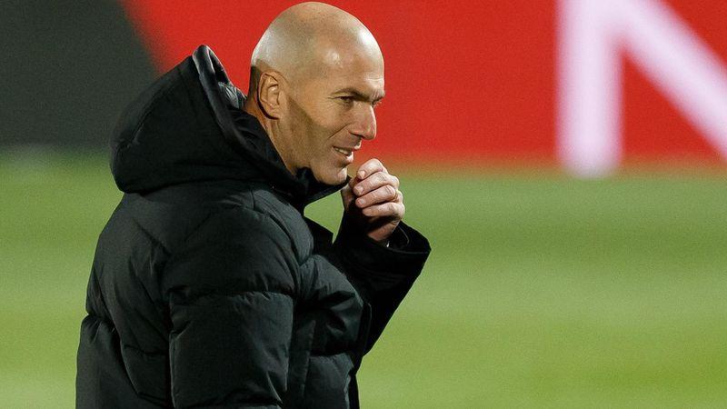 """Zidane : """"Le doublé de Jovic ? C'est facile de tout me mettre sur le dos"""""""