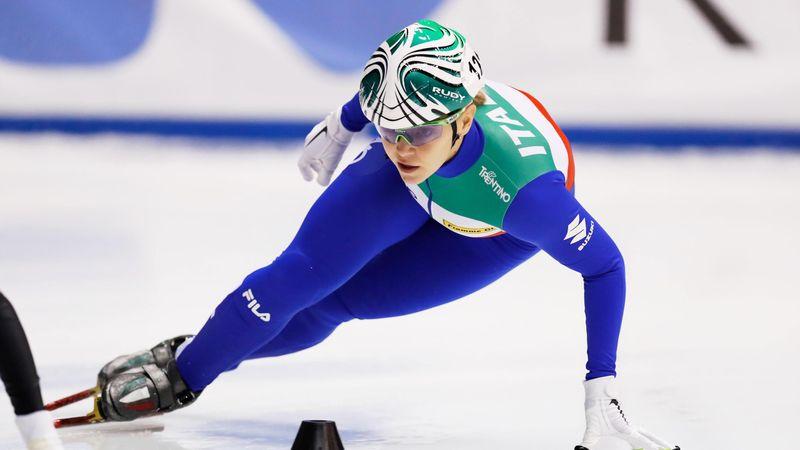 Arianna Fontana bronzo mondiale overall a Dordrecht