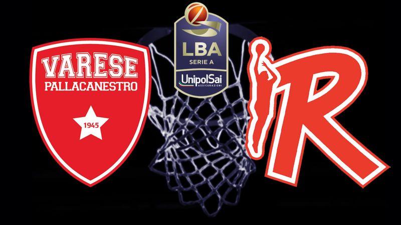 Highlights: Varese-Reggio Emilia 67-106