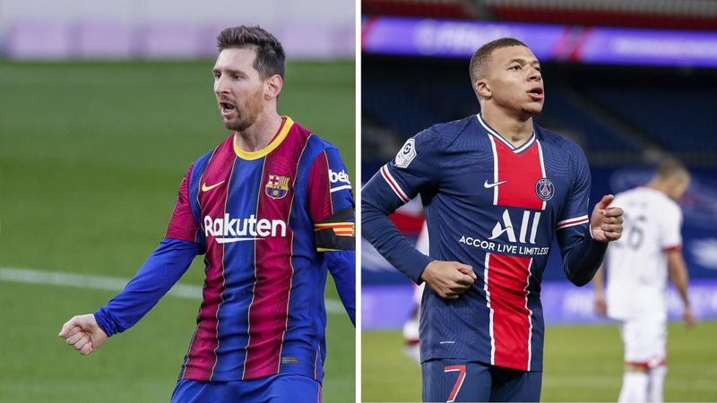 PSG 'lurking like vultures' for Messi, Mbappe 'hesitant' over new deal - Euro Papers