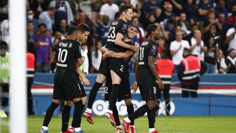 PSG-Highlights: Traumtor Gueye - Joker Draxler trifft