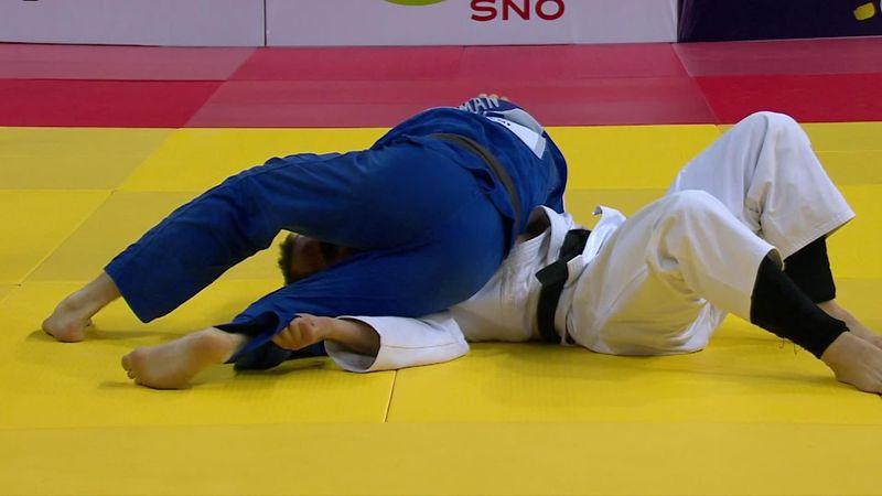 Judo, Mungai argento categoria -90 kg nel Grand Slam di Tbilisi