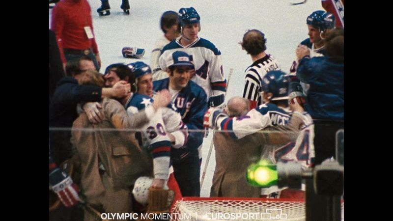Olympic Momentum: The Miracle on Ice