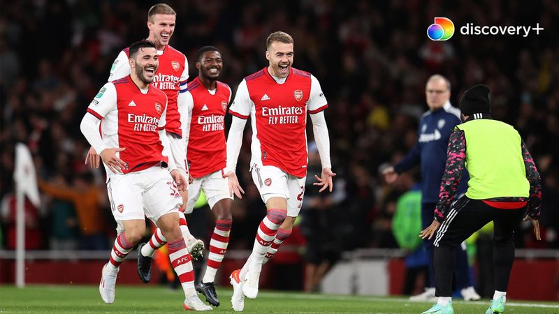 Supersub! Calum Chambers pander Arsenal i front 22 sekunder efter indskiftning – se lynscoringen her
