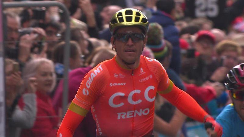 Tour de Yorkshire: Stage 4 - finish