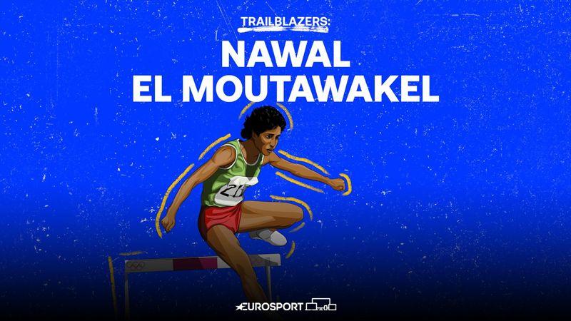 Trailblazers | Nawal El Moutawakel