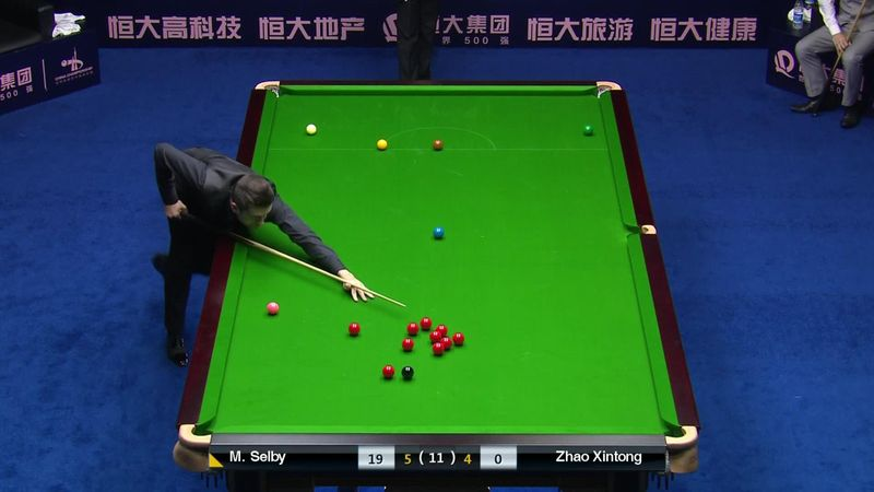 """""""Come sta giocando Selby... Una meraviglia!"""": domenica finale vs Higgins dalle 8"""