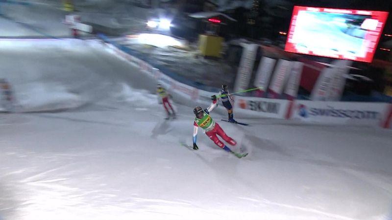 Svizzera padrona ad Arosa: vince Jonas Lenherr, terzo Alex Fiva, in mezzo lo svedese Oehling