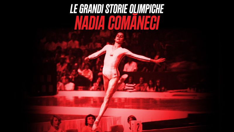 Nadia Comăneci: il 10 perfetto a Montréal