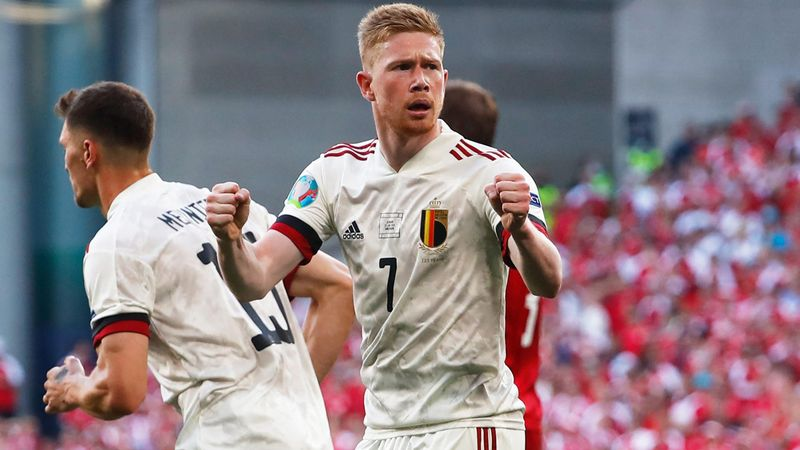 'He's sent a reminder after the Champions League final' - Belgium's Kevin De Bruyne shines once more