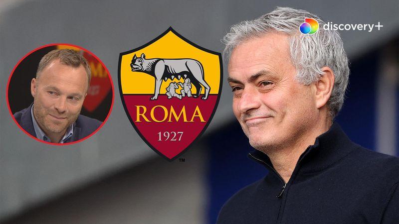 """""""Jeg tror ikke, at Roma-fans skal glæde sig for tidligt"""" – Lars Jacobsen lunken ved Mourinho"""