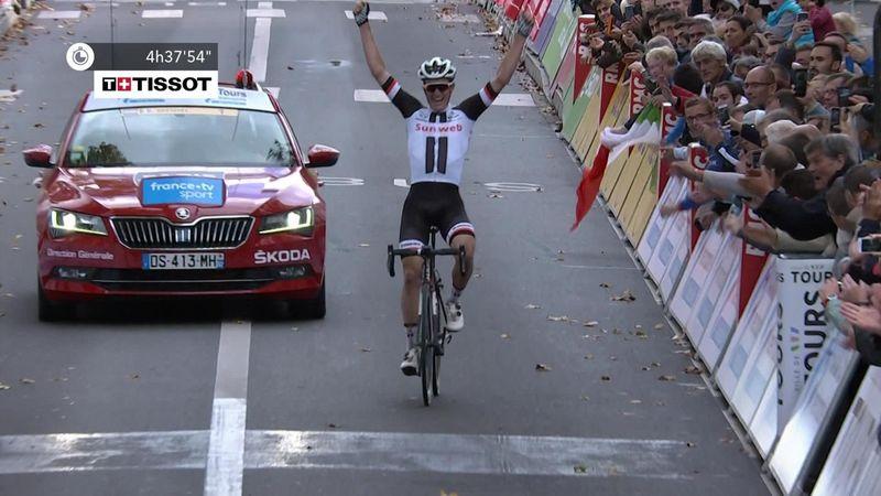 'Time to celebrate!' – Soren Kragh Anderson wins Paris-Tours