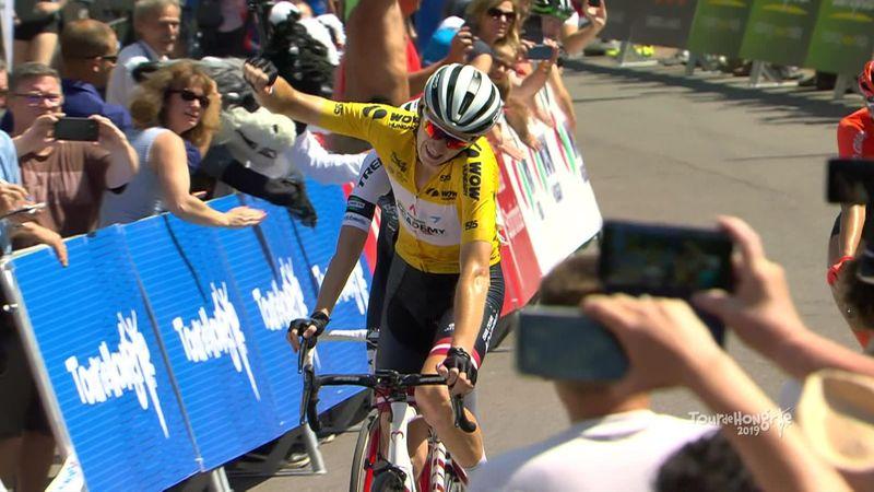 Tour de Hungría (4º etapa): Trabajada victoria para Krist Neilands