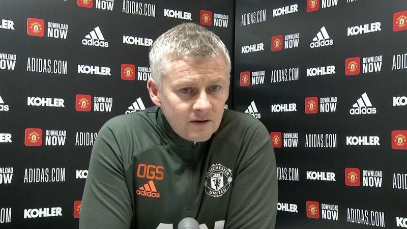 'Three massive games' - Solskjaer on huge week for United