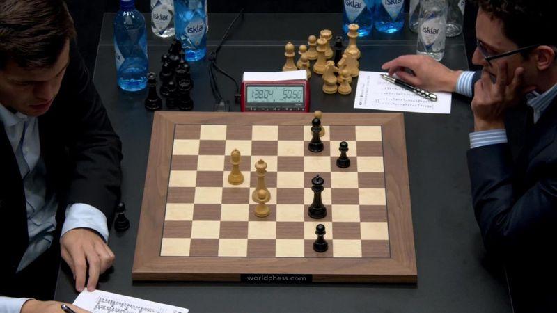 Mondiale di scacchi: record superato, arriva la nona patta su nove partite