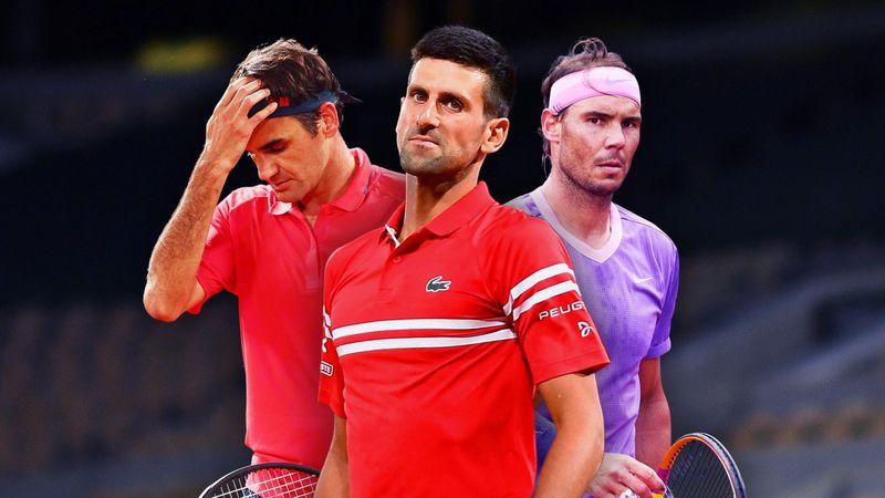 La batalla continúa: Nadal, Djokovic y Federer, a la caza del 21º Grand Slam