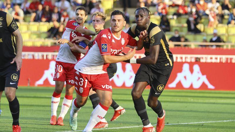 Dosenöffner Volland: Monaco bezwingt Montpellier