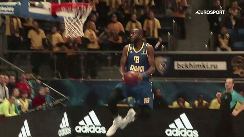 EuroCup: Top 10 plays from season