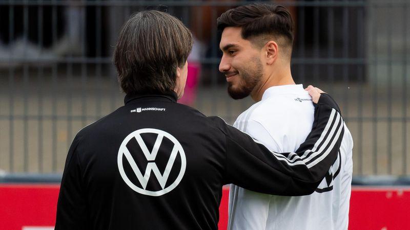 "DFB-Neuling Serdar: ""Und dann war Jogi dran"""