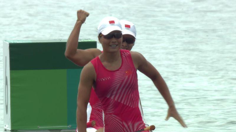 Tokyo 2020   Kano dubbel goud naar Chinese vrouwen