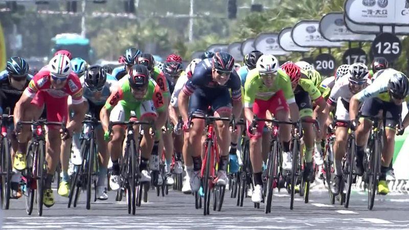 Tour du Hainan : Benfatto s'adjuge la 7e étape