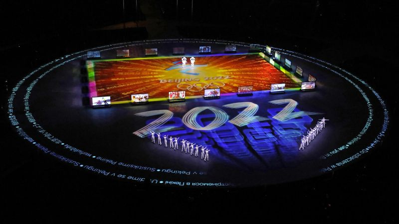 Stronger Together: Beijing 2022 is one year away!