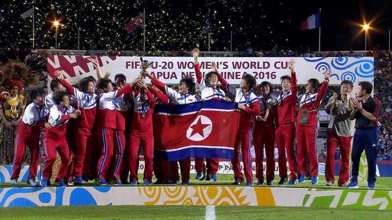La Corea del Nord vince il Mondiale Under 20 femminile