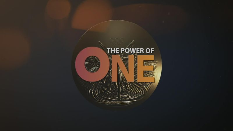 Olympic Channel : Power of One Jordan