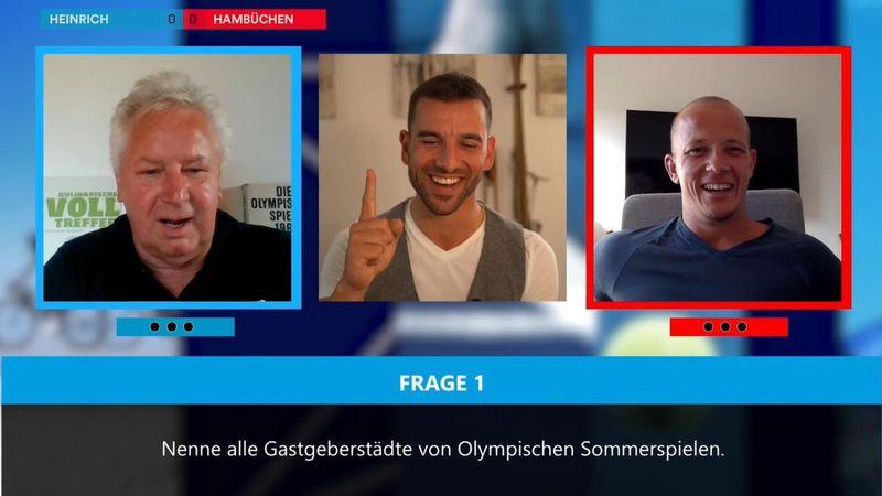 Pub Quiz: Hambüchen vs Heinrich - das Rateduell Olympiasieger gegen Kultkommentator