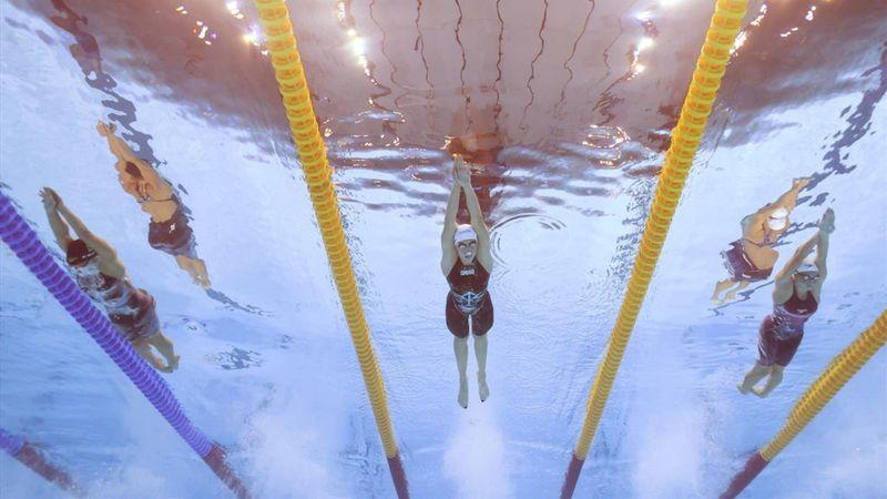 Natación | Mireia Belmonte, a la final de 400 estilos tras un remontadón