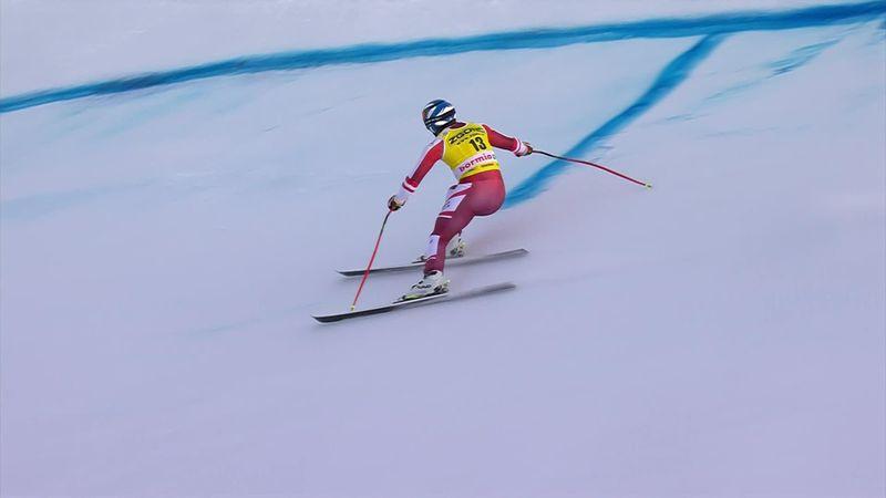 Matthias Mayer se lleva el descenso de Bormio por cuatro centésimas