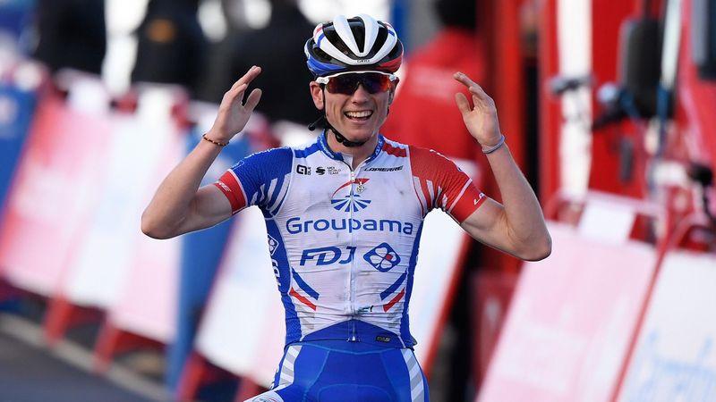 Давид Гауду выиграл 17-й этап «Вуэльты»