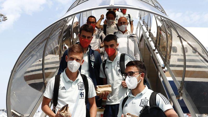 ¡Ya está en Japón! La selección española finaliza su viaje de 16 horas