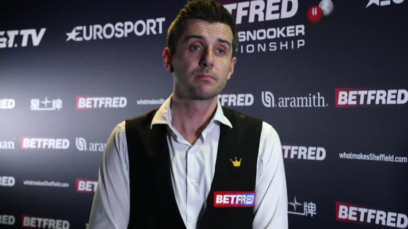 Mark Selby on Ronnie O'Sullivan: 'I felt it was disrespectful to me and the game'