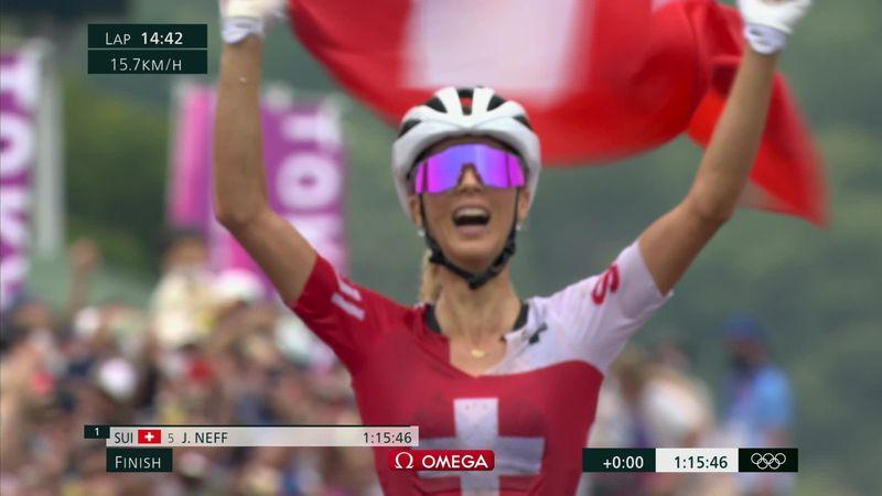 Mountain Bike - Tokyo 2020 - Rezumate de la Olimpiadă