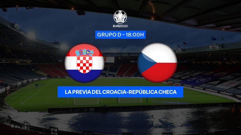 "Previa 60"" Croacia-Rep. Checa: Modric se queda sin margen de error (18:00)"