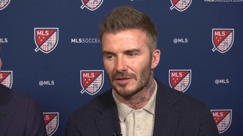 """L'Inter Miami di Beckham sogna: """"Messi o Ronaldo? Possiamo permetterceli"""""""