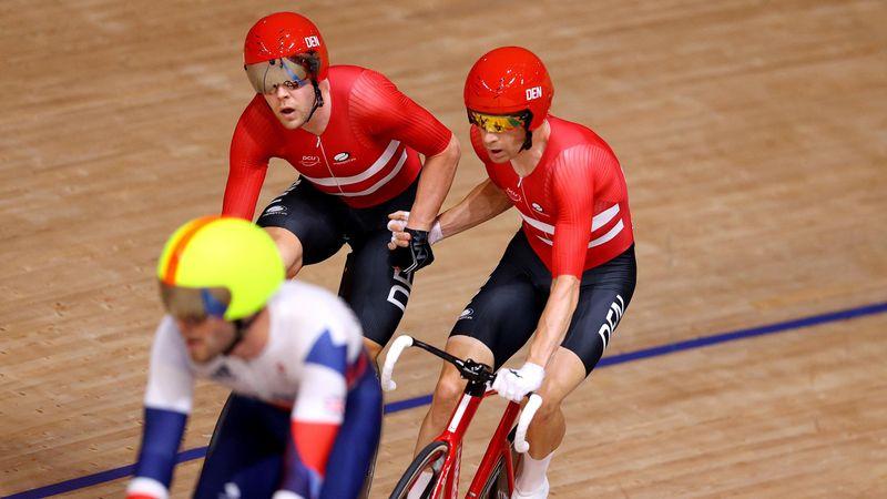 Jocurile Olimpice: Danemarca e campioană olimpică în proba de Madison! Morkov și Hansen, impecabili
