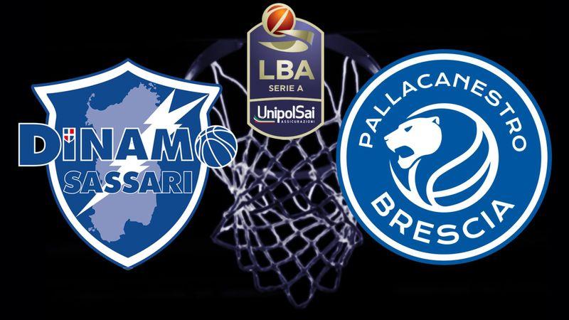 Highlights: Sassari-Brescia 65-76