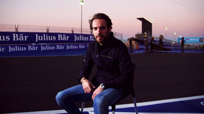 Formel E: Fokus på Vergne