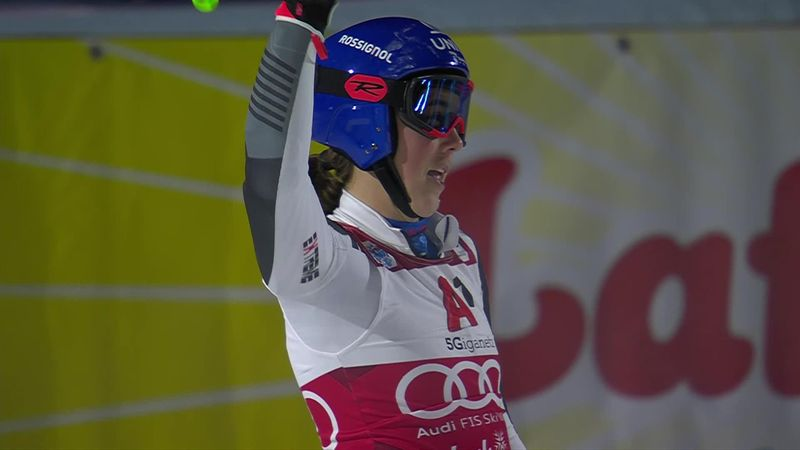 'Unstoppable' Petra Vlhova wins parallel final in Lech