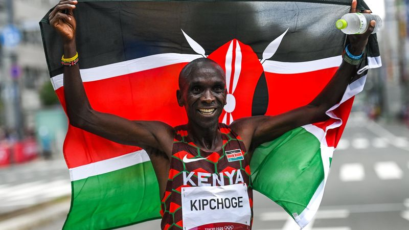 Kipchoge imperious again in marathon, more glory for Jason Kenny - Morning Update