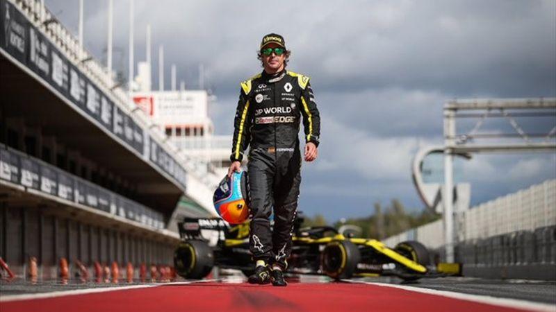 Del A521 de Alonso al 'Ramos' de Hamilton con Mercedes, así está la F1
