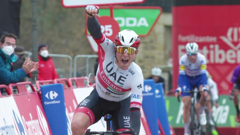 Сумасшедший ветер, туман и крутая победа Филипсона на 15-м этапе